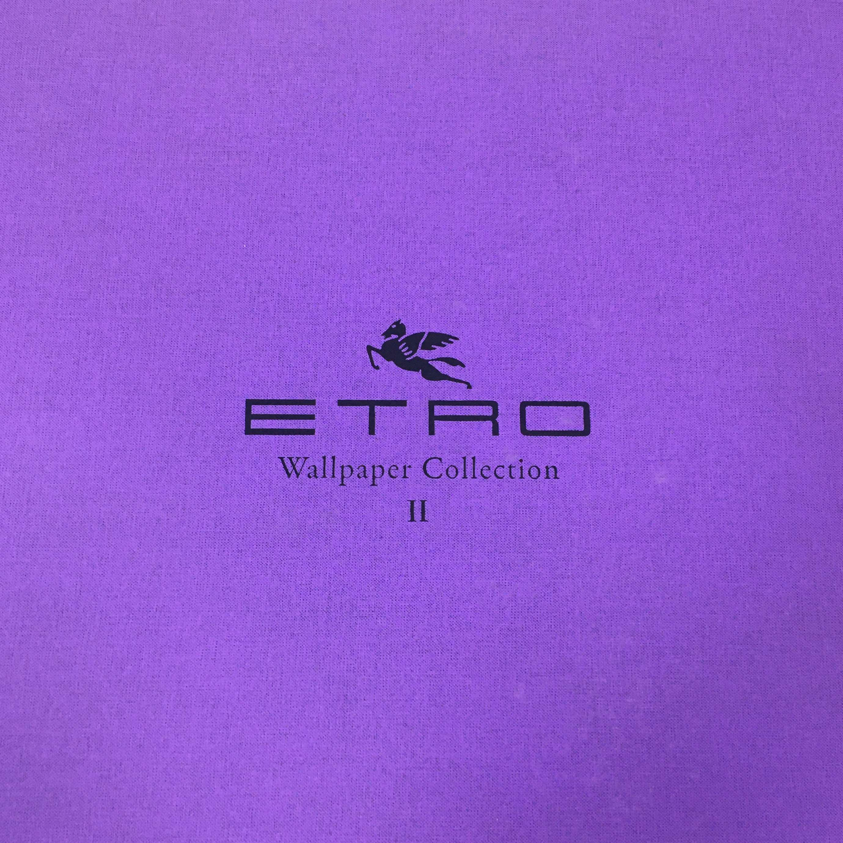 КАТАЛОГ ETRO WALLPAPER COLLECTION 2 ОТ RASCH УЖЕ У НАС! - avatar